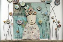 Керамические инсталляции и музыка ветра