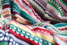 Gestreepte deken