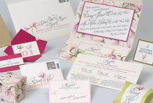 Wedding Invitations / from traditional to contemporary weddings, find it all at Papergrafix