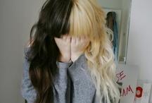 Hair and fashion. / Just hair.