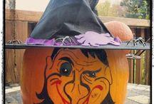 Fall (Halloween, Thanksgiving, etc.)
