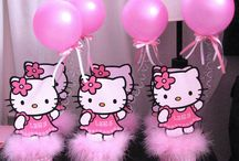 hello kitty party crafts