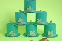 Holidays - St. Patrick's Day / Fun crafts, recipes, and other ideas for celebrating St. Patrick's Day.  / by Rebecca Greco