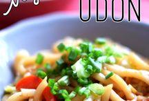 Noodle Recipes / Kitchen Missus' favourite noodle recipes