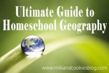 homeschool geography~International / by Jeanette Ford