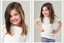 Coupes de cheveux enfants