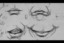 Portrait - Mouth