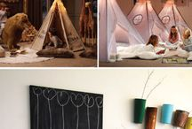 Kids Rooms / by Gabby Malcuit