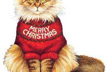 Illustrated Cats! / by Yolanda Sopranos