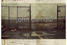 john carrid / mixed media