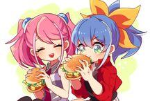 Słodkie Anime