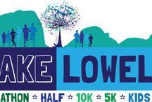 Lake Lowell Marathon / Get your Boston qualifying time here! http://lakelowellmarathon.com/  / by Final Kick Events