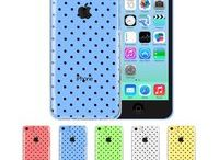 Iphone 5c cases (clear)