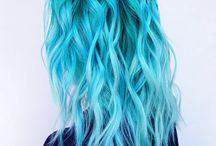włosy i fryzury <3