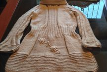 trico e crochê