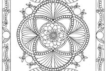 Colouring Pages 2
