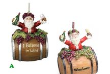 Great Gifts for Wine Connoisseurs / All about the vino. Gift ideas to go along with that bottle of Cabernet.
