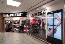 Márkaboltok / Stores / A J.Press fehérnemű és zokni vásárlóinkat nem csak fehérnemű webáruházunkban, de különleges vásárlási élményt nyújtó 21. századi, modern alsóruházati szaküzlettel és színvonalas kiszolgálással várjuk az alábbi márkaüzleteinkben.