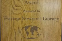 WNPL Awards / Take a look at our many awards and recognition over the years!