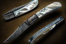 Knives / Nice knives. Will become richer and buy some.
