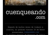 Cuenca a un solo click / Cuenqueando.com es la primera central de reservas de Cuenca, que te ofrece todo lo que necesites para disfrutar de Cuenca