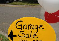 garage sale / by Jeanine Jarosh Andersen