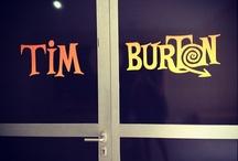 Tim Burton Cinémathèque / Exposition / exhibition / Tim Burton Cinémathèque / Exposition / exhibition