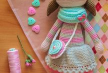 Lovely crochet crafts