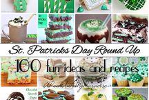 St. Patricks Day.  / by Jennifer Osborne
