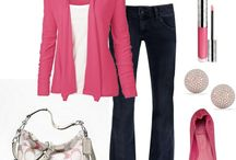 Spring style- pink, rose