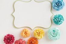 DIY Flowers / by Sue Riggs