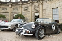 Chris Evans Dine & Drive Event 2015 / Images from the 2015 dine & drive event at Cliveden House. All proceeds go to BBC Children in Need. Images courtesy of Mark Seymour Photography. / by Cliveden House