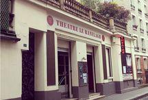 Visite du Théâtre Le Ranelagh