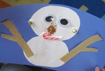 Christmas prek crafts / by Amanda B.