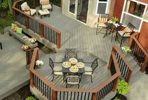 Deck Design and Ideas / Composite and Wood Deck design and Ideas