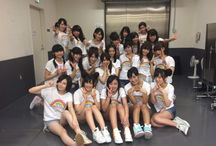 48 family and 46 family / Groups of idols produced by Yasushi Akimoto.