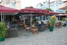 Samos - Tavernen und Bars / Gute Tavernen und Bars auf Samos