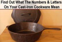 cast iron info