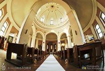 Kościół św. Jana Vianneya / Ślub Magdy i Mikołaja