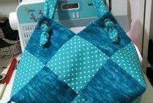 bolsa tecido