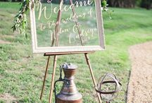 Wedding Signages / by Nelson Kathy