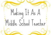 Middle School Teacher