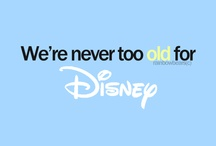 Disney=Life / Disney is my life, I live for it, I work for it, I believe it.  / by April Sunshine