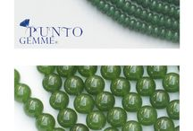 Dyed Jade Green  / A really good quality of green Dyed Jade in different shapes
