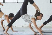 Yoga asana inspiration