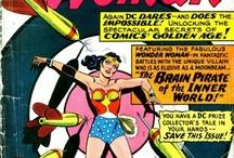 Wonder Woman / by Maribel Espinoza