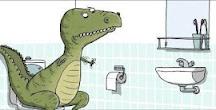 Funny T Rex