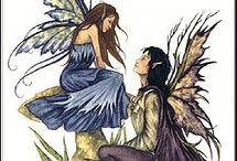 Fairies / by Susan Bates