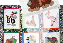 a patchwork infantil