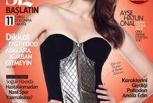 Cosmopolitan 2014 Sayıları